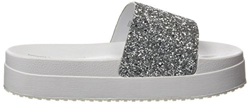 Coolway Damen Tucan Plateau Weiß (White)