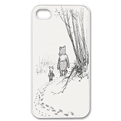 Amazon.com: Apple iPhone 5 5G Winnie The Pooh Piglet Friends ...