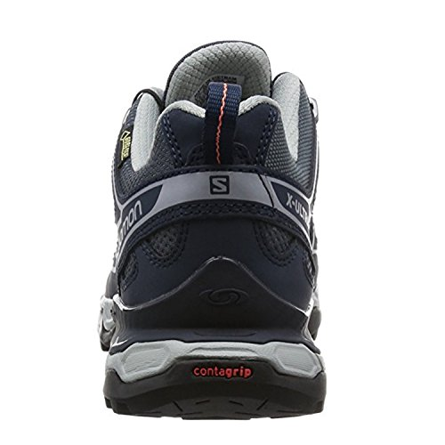 Salomon X Ultra 2 Gtx W, Zapatillas de Deporte Exterior para Mujer gris