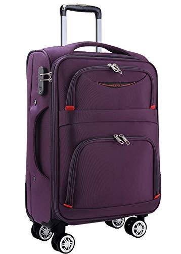 [해외]Osonm 비즈니스 가방 여행 가방 소프트 캐리어 가방 기내 반입 대형 탁 송 가방 캐스터 613SD / Osonm Business Bag Suitcase Soft Carry Bag Carry-on Large Deposit Suitcase Caster 613SD
