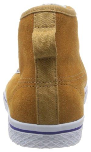 Beige Purple Blast adidas Beige Wheat mujer cuero alta F13 Honey de Mid Zapatilla Wheat wqxSPv8w