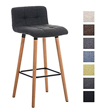 tabouret de bar assise 75 cm