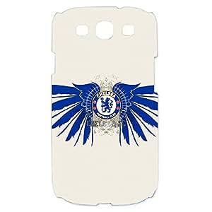 Unique Design FC Chelsea FC Team Logo Phone Case Cover For Samsung Galaxy S3 3D Plastic Phone Case