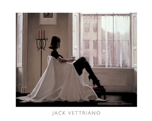 Best jack vettriano in thoughts of you list