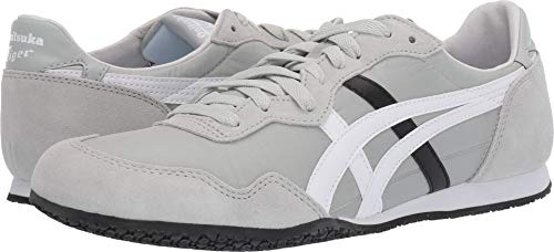 Onitsuka Tiger by Asics Unisex Serrano¿ Light Sage/White 5.5 Women / 4 Men M US ()