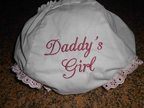 Darling Bloomers - Darling Baby Bloomer/Diaper Cover with
