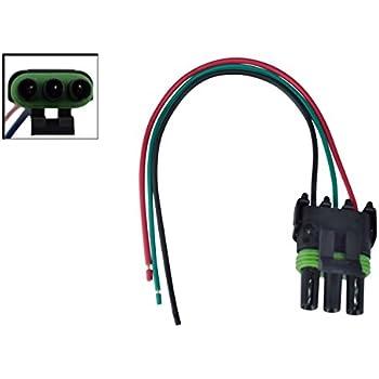 map sensor harness connector pigtail for gm. Black Bedroom Furniture Sets. Home Design Ideas