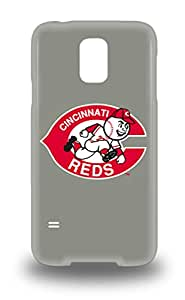 MLB Cincinnati Reds Logo Durable Galaxy S5 Tpu Flexible Soft 3D PC Case ( Custom Picture iPhone 6, iPhone 6 PLUS, iPhone 5, iPhone 5S, iPhone 5C, iPhone 4, iPhone 4S,Galaxy S6,Galaxy S5,Galaxy S4,Galaxy S3,Note 3,iPad Mini-Mini 2,iPad Air )