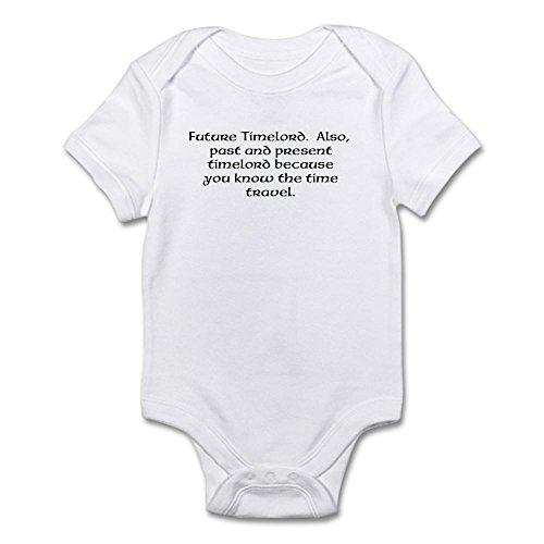 43add96ab CafePress Future Timelord Infant Bodysuit Baby Bodysuit | Weshop Vietnam