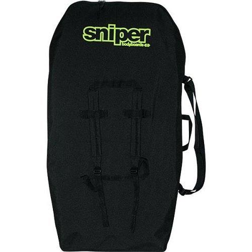 Sniper Bodyboard schwarz