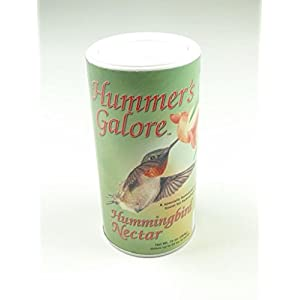 Hummers Galore®, Hummingbird Food, All Natural Hummingbird Nectar 20