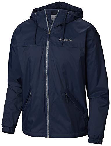 Columbia Men's Oroville Creek Lined Jacket, Collegiate Navy, X-Large