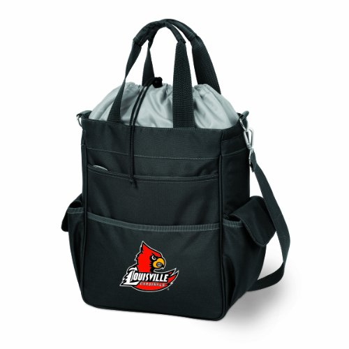 NCAA Louisville Cardinals Activo Tote (U Of Louisville Basketball)