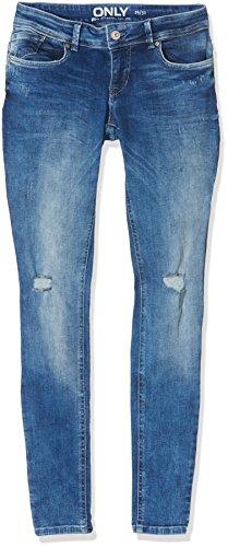 Only Jeans Femme Bleu (Medium Blue Denim)