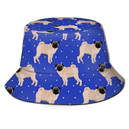 Pug Dog Pattern Unisex Cute...
