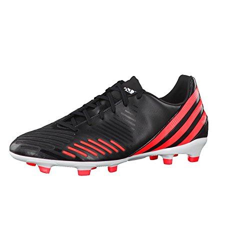 Adidas P ABSOLION LZ TRX F Negro Rojo Hombre Zapatillas de Fútbol