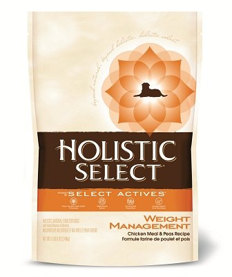 WELLPET LLC MISHAWAKA - HOLISTIC WEIGHT MANAGEMENT 5.5 LB