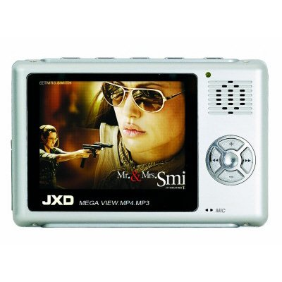jxd 661+ mp4 player software