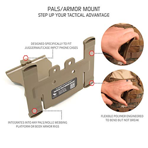 Mount, PALS Armor, 5 Inch Series