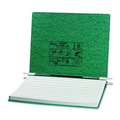 Acco - 3 Pack - Pressboard Hanging Data Binder 14-7/8 X 11 Unburst Sheets Dark Green ''Product Category: Binders & Binding Systems/Binders'' by Original Equipment Manufacture