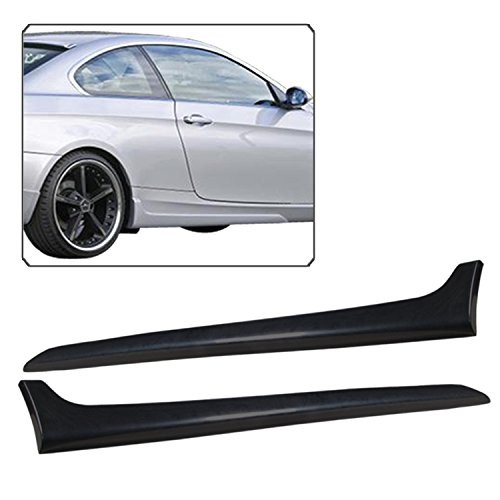 TC Sportline BO-BM92072422 TYPE-A Polyurethane PU Side Skirt for 2007-2010 BMW E92 328i 335i Coupe