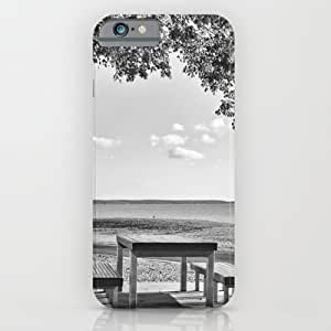 Society5s - Anyone For A Peaceful Picnic iPhone 5s Case by Wendy Townrow