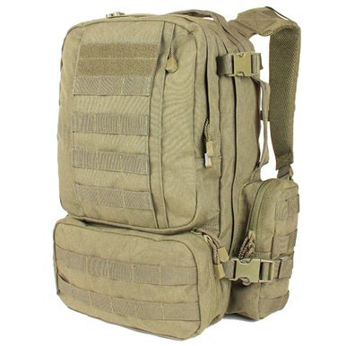convoy backpack one coyote