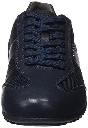 Geox Herren U Wells A Sneaker Blau (navy)