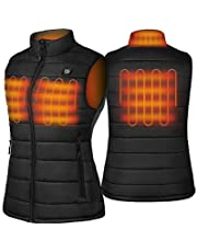 OUTCOOL Heated Vest for Women with Battery Insulated Heating Vest(Type:20WV02)