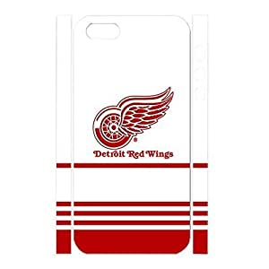 Creative Hockey Team Logo Antiproof Hard Plastic Phone Cover Skin Case For Samsung Galaxy S5 Cover Case