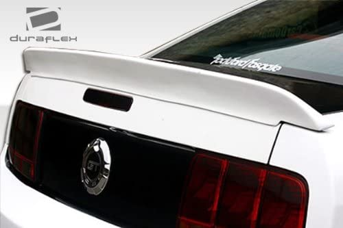 Compatible With Mustang 2005-2009 1 Piece Body Kit Brightt Duraflex ED-OLQ-695 Circuit Wing Trunk Lid Spoiler