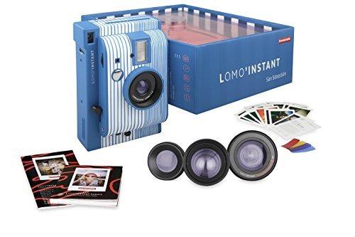Lomography Lomo'Instant San Sebastian – Instant Film Camera