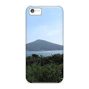 Purecase Scratch-free Phone Case For Iphone 5c- Retail Packaging - Brazil Santa Catarina