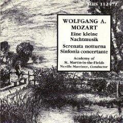 Mozart - Eine kleine Nachtmusik / Serenata notturna / Sinfonia concertante - Zortam Music