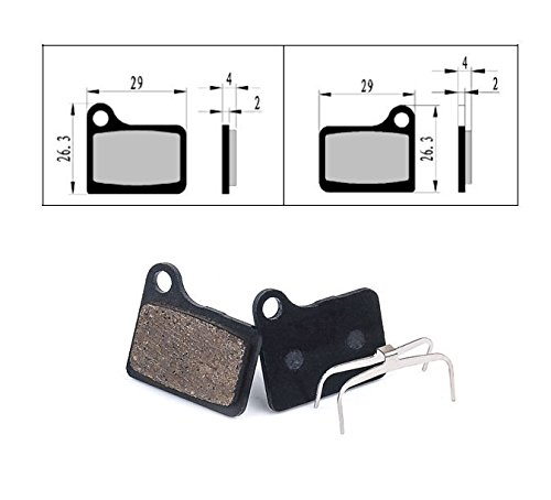 icycle Bike MTB Disc Brake Pads For SHIMANO/DEORE/BR-M555 (M555 Disc Brake)