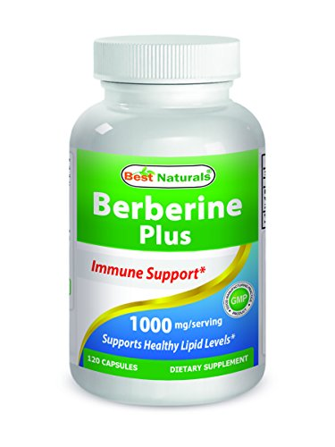 Berberine plus 1000 120 Capsules product image