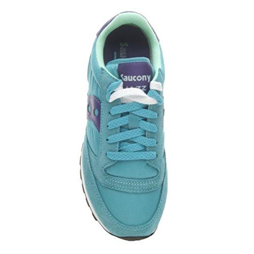 walking para mujer claro Saucony azul nordic Zapatillas Azul de SwtIIaq6W7