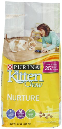 Purina Kitten Chow, 6.3-Pound, My Pet Supplies