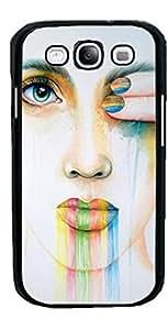 HeartCase Hard Case for Samsung Galaxy S3 I9300/I9308/I939 ( Sexy Lip ) by runtopwell