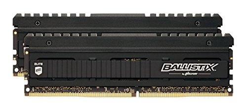 Elite Ram Memory (Ballistix Elite 16GB Kit (8GBx2) DDR4 3000 MT/s (PC4-24000) DIMM 288-Pin Memory - BLE2K8G4D30AEEA)