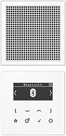 Smart Radio Dab Bluetooth S Ls wei/ß Alpino