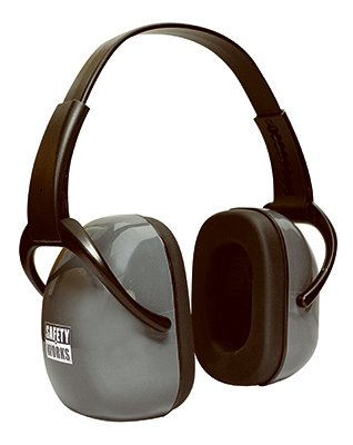 Safety Works Foldable Ear Muffs Industrial #10033236 by Safety Works (Image #1)