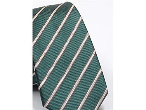 for Great Stripe Party Dark Wedding Men's Formal and Green ADream Casual Occasion Necktie Comfortable AZSqTWTBU