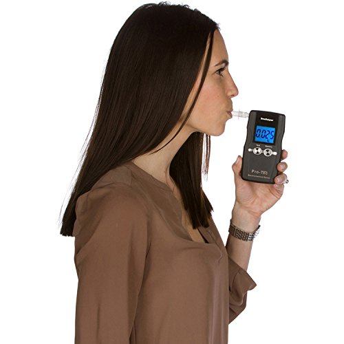Pro-Tec X2000 breathalyzer | Portable Professional Grade Blood Alcohol screening Device | DOT and NHSTA Approved FDA 510(k) Cleared | Breath Meter by Pro-Tec Breathalyzers (Image #6)
