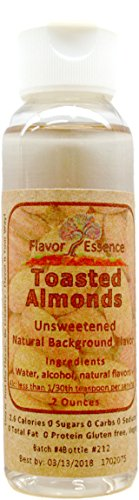 Almond Toasted Cake - 2