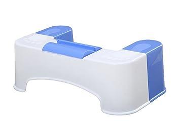 Magike sgabello fisiologico toilettes ergonomico famiglia sgabello
