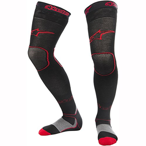 Long Mx Socks Red S/m Tech Thick