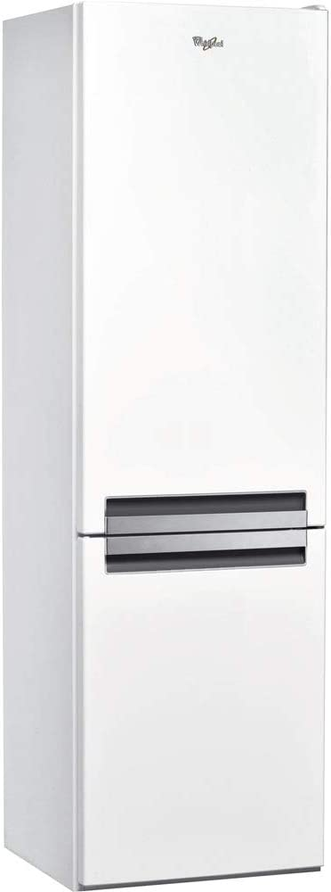 Whirlpool BLFV 8122 W nevera y congelador Independiente Blanco 337 ...