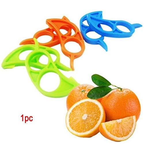 2 Pcs Orange Peelers Zesters Lemon Grapefruit Slicer Fruit Stripper Easy Opener Citrus Knife Kitchen Tools Cooking Gadgets Tool Cutter