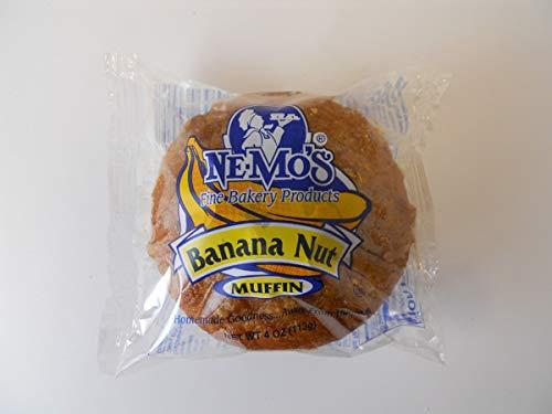 NeMos Banana Nut Muffin 4 Ounce  12 per case